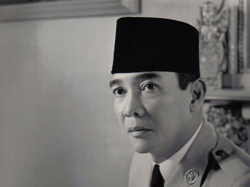 Quotes from Indonesia First President That Will Change The Way You Think